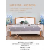 掌上明珠北欧风1.2米儿童床