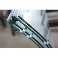超高超大彎鋼化玻璃
