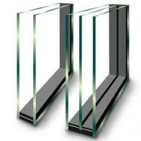 雙鋼化中空玻璃