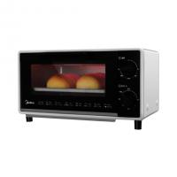 电烤箱 10升 双管加热 懒人模式