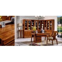 乌金木实木书桌
