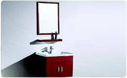 九牧王卫浴——浴室柜系列