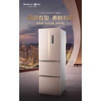 格力晶弘303升变频风冷多门冰箱BCD-303WIPQCL