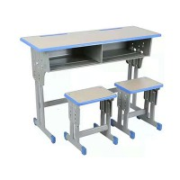 现代办公家具课桌椅