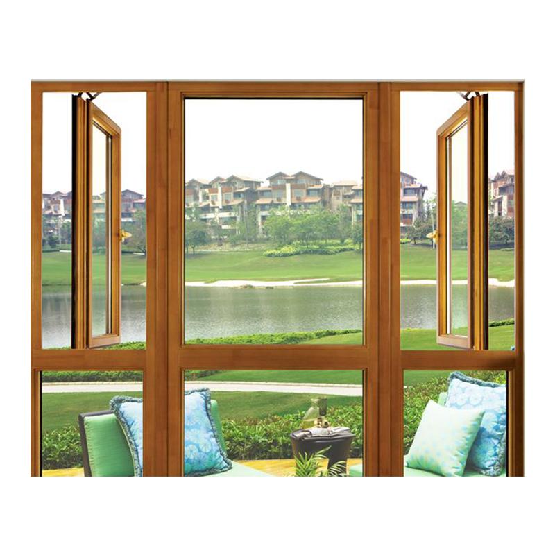断桥铝合金门窗推拉隔音隔热外开下悬内开上悬窗户定制