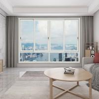 铝合金卧室客厅隔音隔热窗