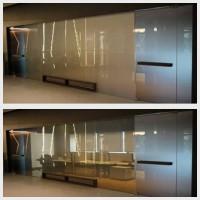 酒店能透明不透明的玻璃是什么玻璃OY-1