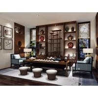 茶室空间-玛格唐 新中式家居定制