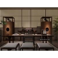 书房空间-玛格唐 新中式家居定制