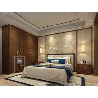 卧室空间-玛格唐 新中式家居定制
