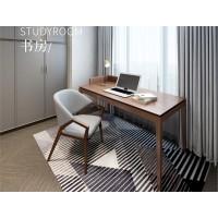 书桌HK18-01 单椅HK18-02