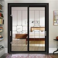 布拉迪彩铝室内门系列-80室内推拉门