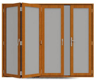78木铝折叠门室内门阳台客厅折叠推拉门