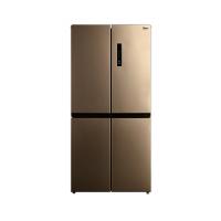 美的468L十字智控冰箱 风冷无霜 铂金净味 双系统制冷