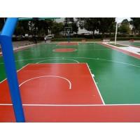 丙烯酸篮球场性能特点及施工工艺