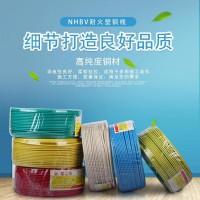 金水电缆NHBV 2.5耐火100m家装城市工程铜芯电线