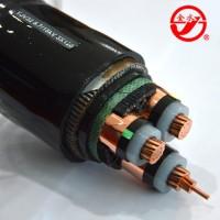 金水电缆铜芯高压电缆10kvyjv22-3150185240
