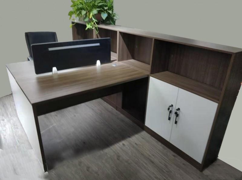 环宇办公家具二人位办公桌