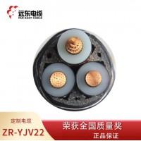 远东电缆 1-35kV低压高压阻燃铜芯电力电缆 ZR-YJV ZR-YJV22 系列 ZR-YJV
