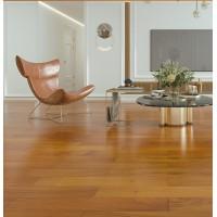 天格地暖实木地板 锁扣安装纯原木豪华尊贵 别墅大宅用 柚木裸板