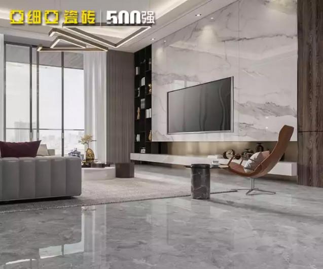 亚细亚瓷砖 云岭灰E800513AK 800*800