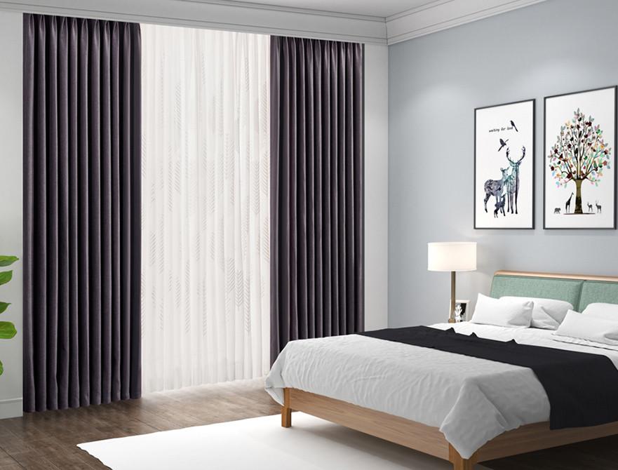 好莱客窗帘 现代简约风格