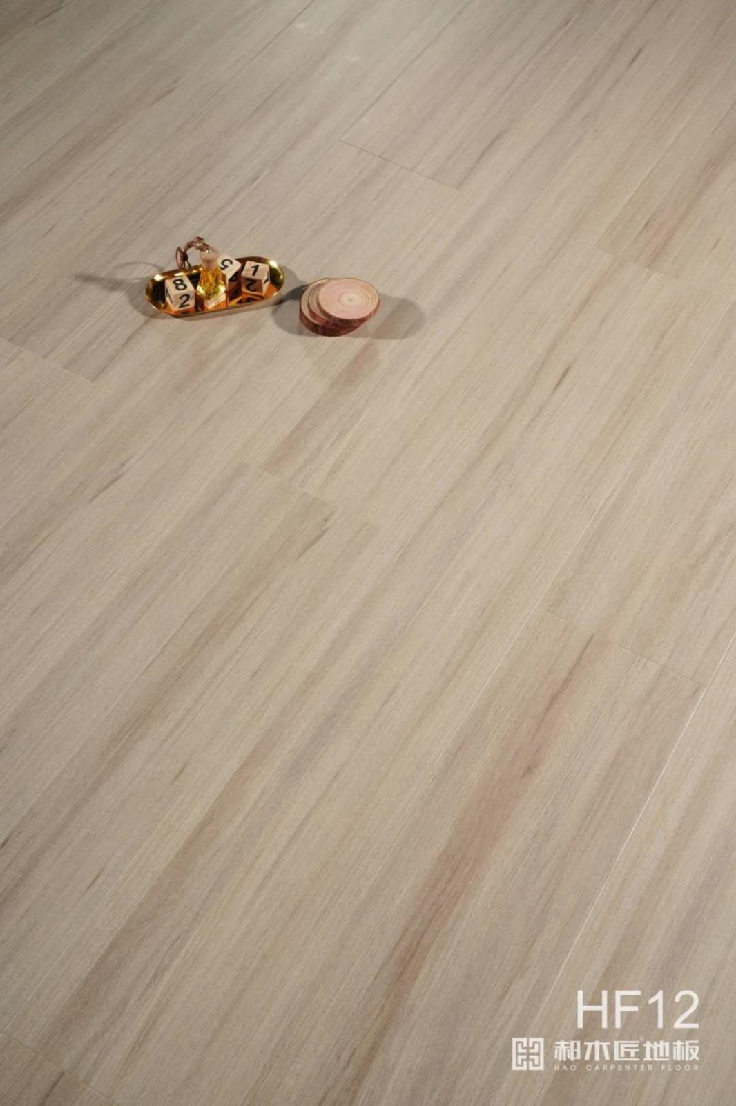 高圆圆木地板 强化复合地板HF12