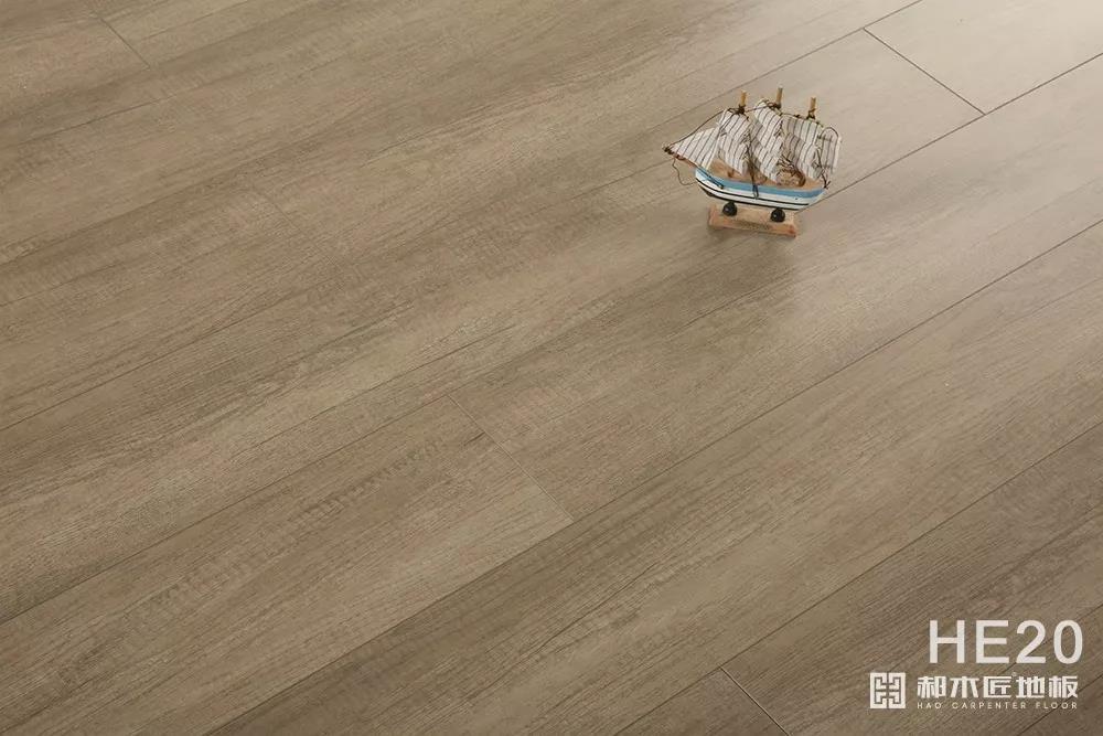 高圆圆木地板 强化复合地板HE20