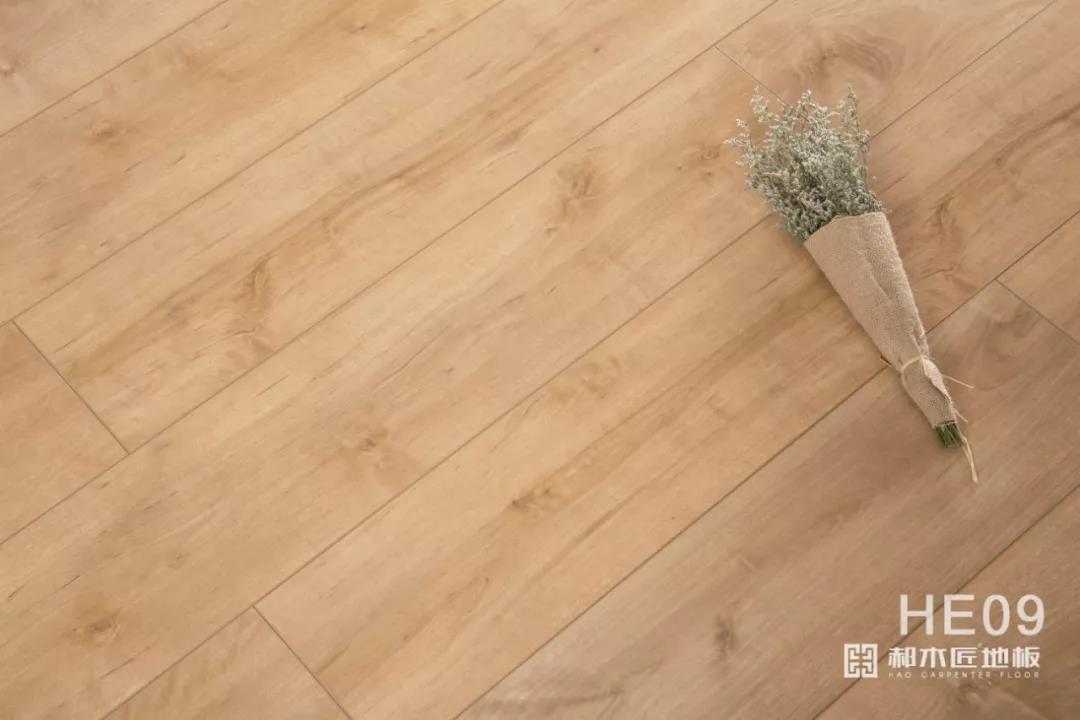 高圆圆木地板 强化复合地板HE09
