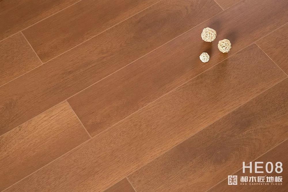 高圆圆木地板 强化复合地板HE08