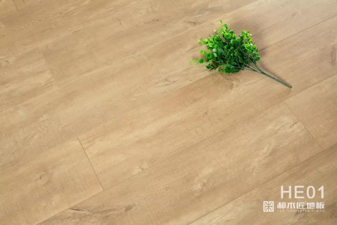 高圆圆木地板 强化复合地板HE01